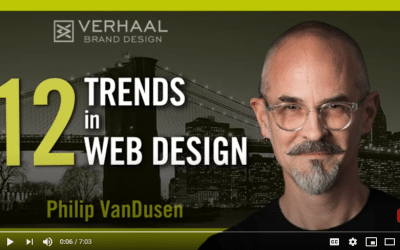 Philip VanDusen on Web Design Trends – Part I