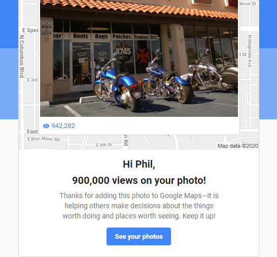 Photos in Google My Business: get more calls